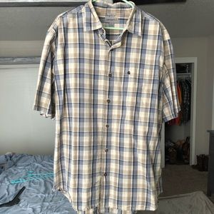 Carharrt button up shirt